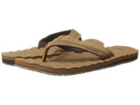 Billabong Dunes Leather Sandal Tan Men's Sandals