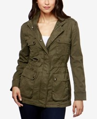 Lucky Brand Cargo Jacket Olive Night