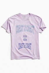 Hall Of Fame Full Court Press Tee Lavender