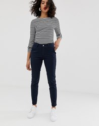 Selected Femme Chino Trouser Navy