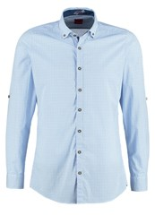 Olymp Level 5 Body Fit Shirt Bleu Light Blue