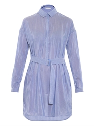 Richard Nicoll Striped Shirt Dress