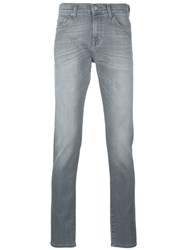 7 For All Mankind Ronnie Jeans Grey
