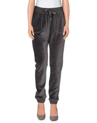 Fornarina Trousers Casual Trousers Women Grey