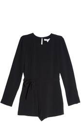 Elizabeth And James Lucille Playsuit Black
