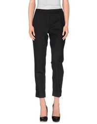 Clips Trousers Casual Trousers Women Black