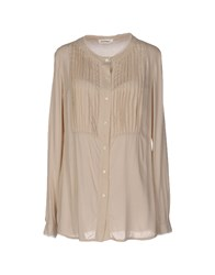 Roy Rogers Roger's Shirts Beige