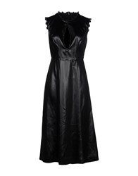 Giles 3 4 Length Dresses Black
