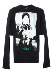 Hood By Air 'Graduation' T Shirt Black