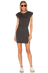 Lamade Dani Dress Charcoal