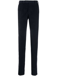 Incotex Off Centre Button Trousers 60