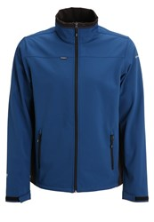 Icepeak Silver Soft Shell Jacket Blue