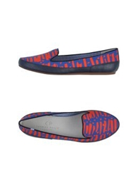 Charles Philip Moccasins Blue