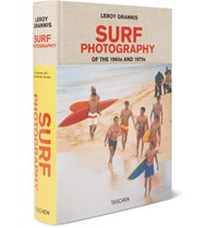 Taschen Surf Photography Hardcover Book Multi