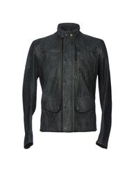 Matchless Jackets Slate Blue