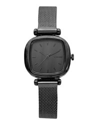 Komono Wrist Watches Black