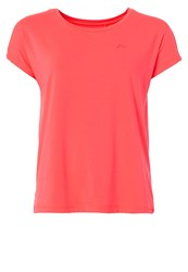 Only Play Onpaubree Basic Tshirt Hot Pink