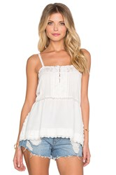 Spell And The Gypsy Collective Coco Top White