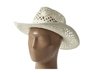San Diego Hat Company Pbc1008 Open Weave Cowboy Hat Natural Traditional Hats Beige