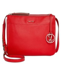 Nine West Helda Crossbody Dynasty Red
