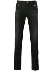 Versace Collection Skinny Jeans Black