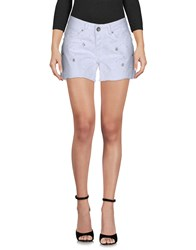 Miss Miss By Valentina Shorts White
