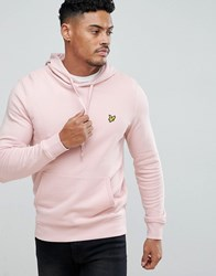 Lyle And Scott Hoodie In Pink Pink
