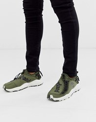 Timberland Ripcord Trainers In Dark Green