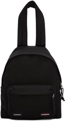 Vetements Black Eastpack Edition Pakr Backpack