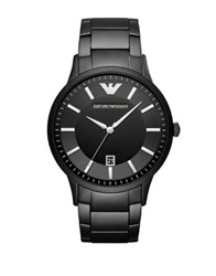 Emporio Armani Stainless Steel Fashion Bracelet Watch No Color