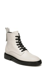 Via Spiga Kinley Combat Boot Bone
