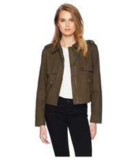 Paige Aubree Jacket Forest Night Coat Green