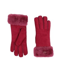Ugg Classic Turn Cuff Glove Lonely Hearts Extreme Cold Weather Gloves Brown