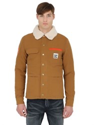 Superdry Redford Faux Shearling Worker Jacket