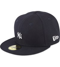 New Era 59Fifty York Yankees Fitted Cap Navy