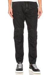 G Star 5620 3D Sport Tapered Black