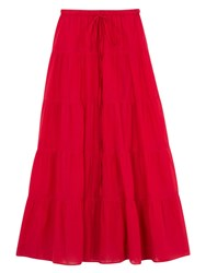Gerard Darel Darling Skirt Red