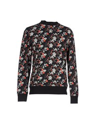 Iuter Topwear Sweatshirts Men Black