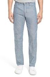 Raleigh Denim Men's 'Graham' Slim Fit Jeans Light Blue