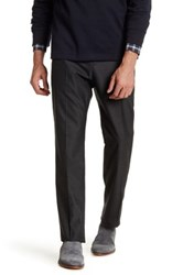 Perry Ellis Neat Slim Fit Pant 30 34 Inseam Gray