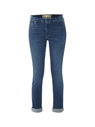 White Stuff Skinny Minny Jean Blue