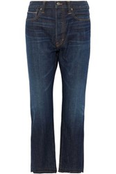 Vince Straight Leg Dark Denim
