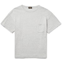 Chimala Cotton Blend Jersey T Shirt Gray