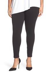 Lysse Plus Size Women's Stretch Denim Leggings