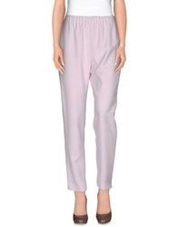 French Connection Trousers Casual Trousers Women Light Pink