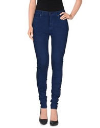 Dr. Denim Jeansmakers Denim Pants Dark Blue