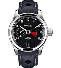 Bremont Jaguar Mki Chronograph Watch Black