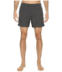 The North Face Class V Pull On Trunk Short Asphalt Grey Men's Swimwear Gray