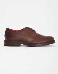 Base London Maudslay Scotch Grain Brown