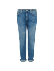 Whistles Lightwash Boyfriend Jean Denim